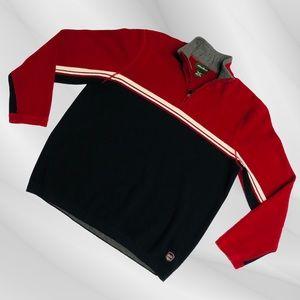 Vintage Eddie Bauer Pullover Sweater 1/4 Zip
